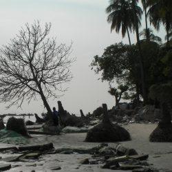 La plage du sud recule de 10 m par an !