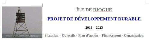 Projet de Développement Durable de Diogué